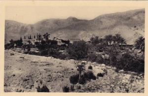El Kantara ,Biskra Province, Algeria , 10-30s ; Village