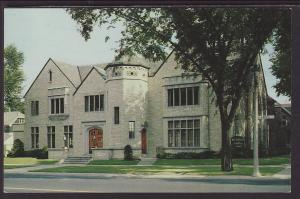 Wendler Funeral Home,Milwaukee,WI Postcard
