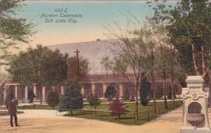 482 L Mormon Tabernacle Salt Lake City Utah 1909