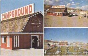 Western Hills Campground, Rawlins, Wyoming, WY, Chrome