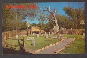 Boot Hill Cemetary & Hangman's Tree, Dodge City Kansas - 1950s Unused