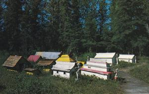 Indian Cemetery , Anchorage , Alaska , 50-60s