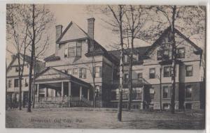 Hospital, Oil City PA