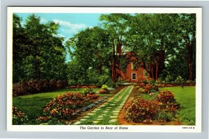 Bardstown, KY-Kentucky, My Old Kentucky Home, Garden, Vintage Postcard