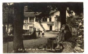RP; Calle y Fuente del Convento, Tasco, Guerrero, Mexico, 20-40s
