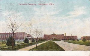 Nazareth Academy School Kalamazoo Michigan 1910