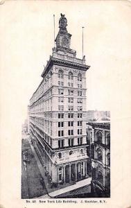US New York City, Life Building, J. Koehler, N.Y.