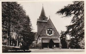 RP; BALMORAL, Aberdeenshire, Scotland, 1920-40s; Crathie Church