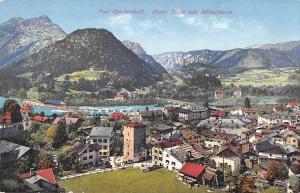 BG39263 bad reichenhall obere stadt mit milnerhorn  germany