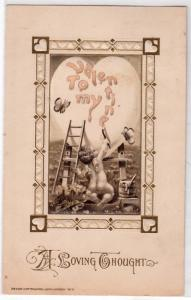 Loving Valentine by John Winsch 1913
