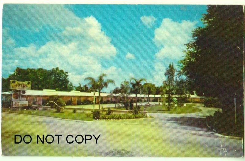 Tropical Hotel Court Bartow Fl