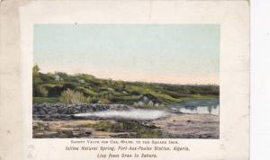 Icilma Natural Spring, Port-Aux-Poules Station , Algeria , 00-10s #2