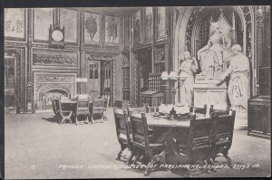 London Postcard - Princes Chamber, Houses of Parliament RS3326
