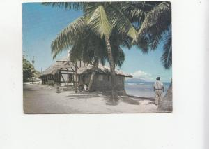 BF27933 island of seychelles restaurant corsair   front/back image