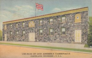 CLEVELAND , Tennessee , 1930-40s; Church of God Assembly Tabernacle