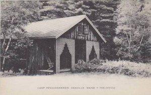 Maine Danville Camp Pesquaswssis The Office Artvue