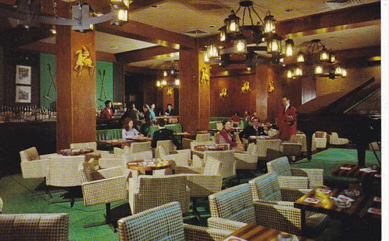 Canada Polo Bar At Westbury Hotel Toronto Ontario