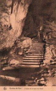 L'Entrée de la Salle du Dome,Grottes de Han,Belgium BIN
