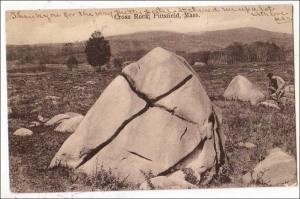 Cross Rock, Pittsfield MA