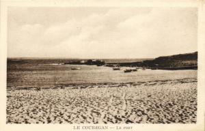 CPA le COUREGAN - le port (144938)