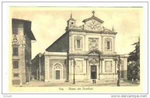 Italy - PISA , Chiesa dei Cavalieri 10s - 20s