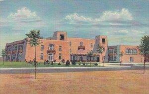 Administration Building University Of New Mexico Albuquerque New Mexico