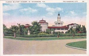 Florida Saint Petersburg Florida Military Academy