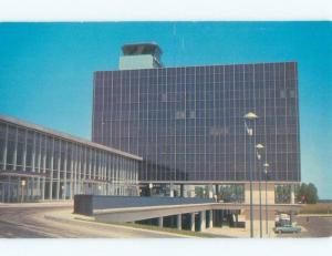 Pre-1980 AIRPORT SCENE Edmonton Alberta AB E3551