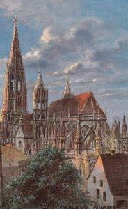 FREIBURG im BREISGAU, Baden-Wurttemberg, Germany; Das Munster, 00-10s ; TUCK ...