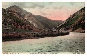 1153  MT Jefferson Canyon