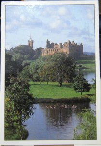 Scotland Linlithgow Palace West Lothian - posted