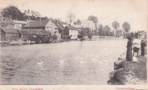 Chesham The Moor Buckinghamshire Rare WW1 Postcard