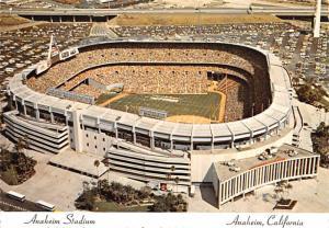 Anaheim Stadium - Anaheim, California