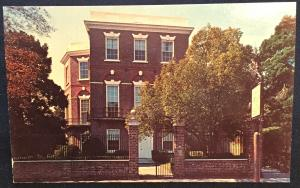 Postcard Unused Nathaniel Russell House Charleston SC LB