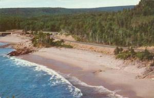 Canada, Black Brook, Cabot Trail, Capre Breton, unused Po...