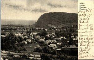 Matamoras Pennsylvania Prospect Mountain Vintage UDB Postcard