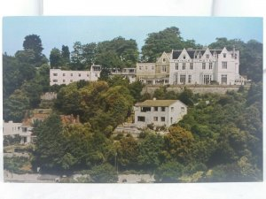 New Vintage Postcard Princes Hotel Torquay Devon 1970s VGC