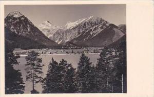 Austria Perisau Achensee Tirol Real Photo