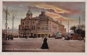 Ardwick Empire Manchester Cinema Antique Postcard