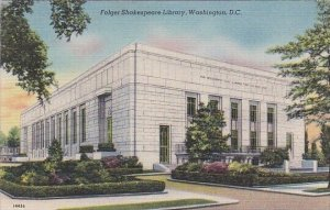 Folger Shakespeare Library Washington DC