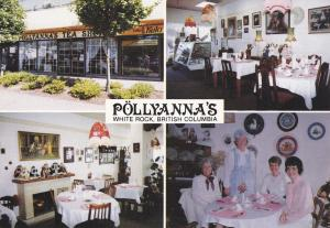 Pollyanna's , WHITE ROCK , B.C., Canada , 70-80s