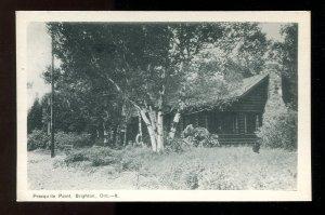 5275 - BRIGHTON Ontario 1930s Presqu'ile