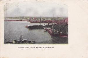 Harbor Front , North Sydney , Cape Breton , Nova Scotia , Canada , 00-10s