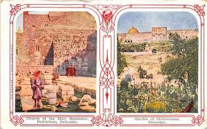 Bethlehem Belgium, Belgique, Belgie, Belgien Church of the Holy Sepulcher Bet...