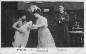 The Christian Actors Lilian Bethell Matheson Lang Real Photo Postcard J53592