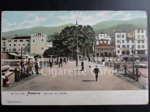Old PC - Portugal: Medeira, Entrada da Cidade