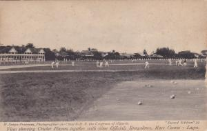 Cricket Players in game , LAGOS , Nigeria , 00-10s