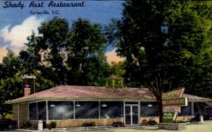Shady Rest Restaurant - Trenton, South Carolina