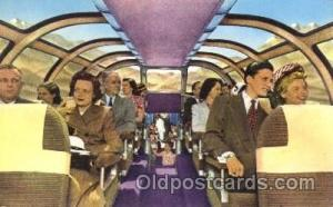 Planetarium-Domes Airline, Airlines, Airplane, Airplanes, Postcard Post Card ...