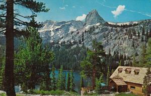 Wood´s Lodge, Lake George, MAMMOTH LAKES, California, 40-60´